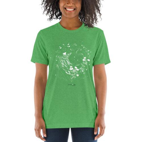 T-shirt donna Floral