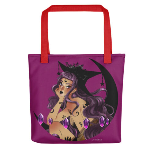 Shopping Bag Cherry Witch