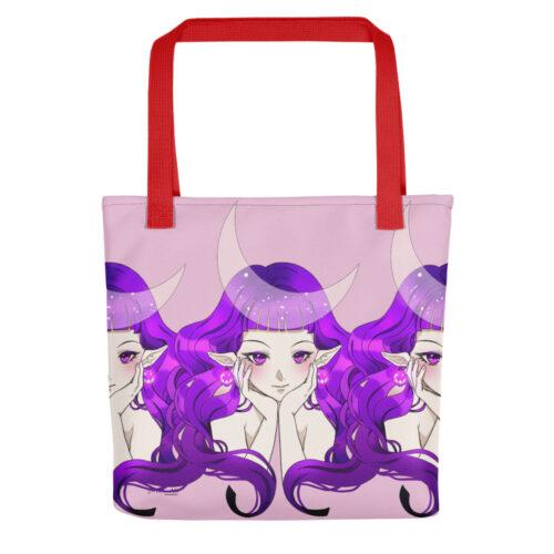 Shopping Back Violet Elf